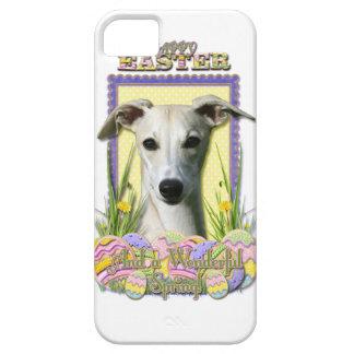 Påskäggkakor - Whippet Barely There iPhone 5 Fodral