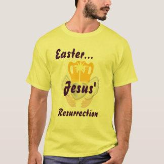 Påsken Jesus Uppståndelse-Skräddarsy Tee Shirt