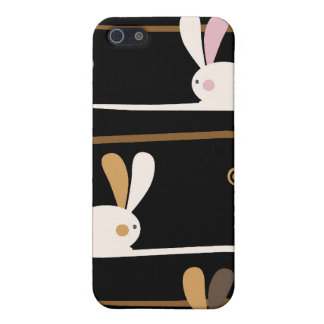 Påskhareiphone case iPhone 5 fodral