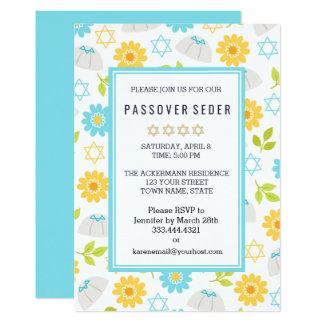 PåskhögtidSedar för Springtime blom- inbjudningar