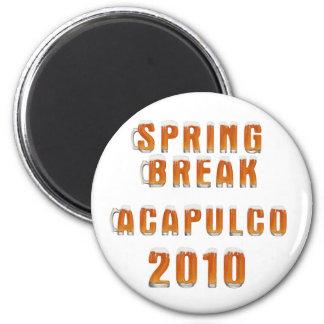 Påsklov Acapulco 2010 Magnet
