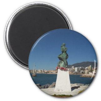 Påsklov i Spanien Magnet