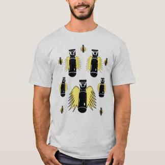 """""""Påskyndar missilen """", Tee Shirt"""