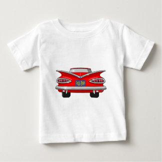 Passerar den Chevrolet Chevy impalaen 1959 avund T-shirts