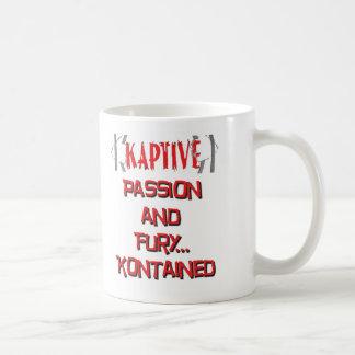PASSION- OCH RASERImugg Kaffemugg