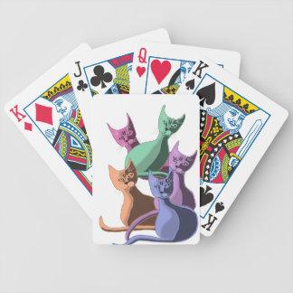 pastell för catzcatzcatz spelkort