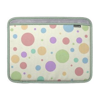 Pastell pricker MacBook sleeves