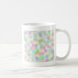 Pastell pricker kaffemugg