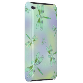 Pastellfärgad sländaipod touch case