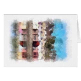 Pastellfärgade Capitola OBS Kort
