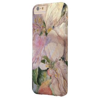 Pastellfärgat blom- fodral för iPhone 6 för konst Barely There iPhone 6 Plus Fodral