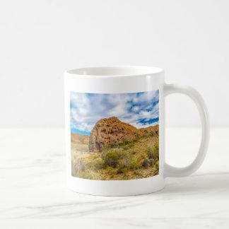 Patagonian landskap, Argentina Kaffemugg