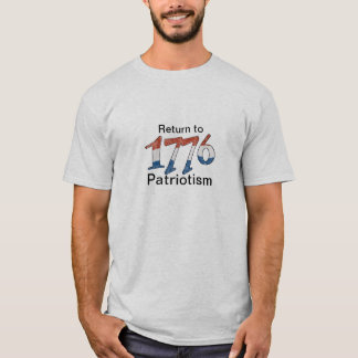 Patriot 1776 t shirt