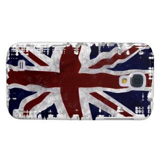 Patriotisk facklig jack, facklig flagga för UK, br Galaxy S4 Fodral
