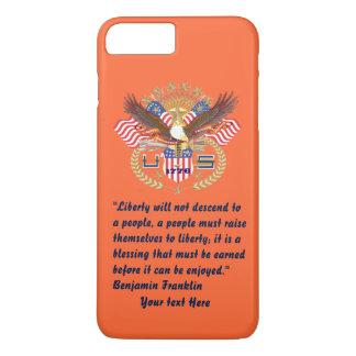 Patriotisk orange för frihetfredhöst