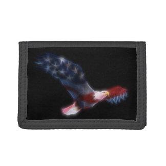 Patriotisk plånbok för Fractalörn