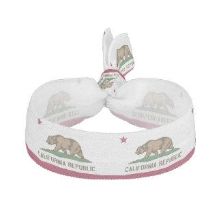 Patriotisk speciell hårtie med den Kalifornien Hårband