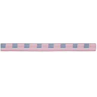 Patriotisk speciell hårtie med flagga av USA Hårband
