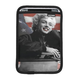 Patriotiska Marilyn Sleeve För iPad Mini