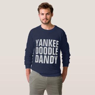 Patriotiska T-tröja, SNOBBIGT YANKEEKLOTTER Tee Shirt