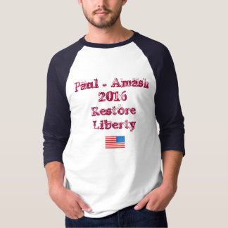 Paul - Amash 2016 T-shirts