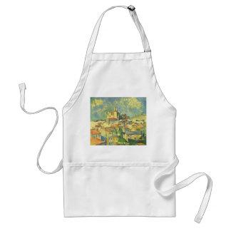 Paul Cezanne - Gardanne Förkläde