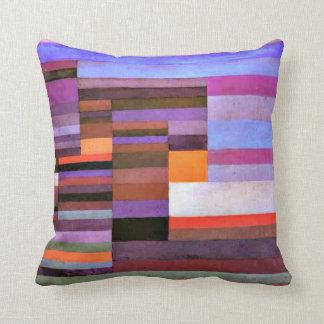 Paul Klee konst: Avfyra aftonen Kudde