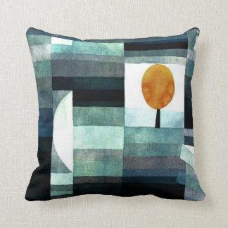 Paul Klee konst: Budbärare av hösten Kudde
