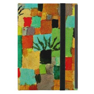 Paul Klee konst - sydliga (tunisiska) trädgårdar iPad Mini Skydd