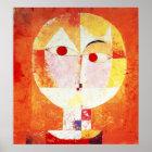 Paul Klee Senecioaffisch Poster