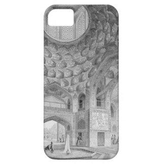 Paviljong av de åtta paradisen, i Isfahan, från iPhone 5 Case-Mate Skydd