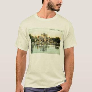 PaviljongBelleIsle, Detroit Michigan vintage 1915 T-shirts