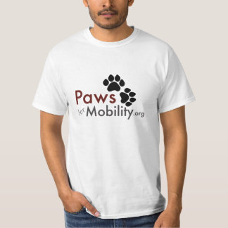 PawsforMobility.org Tee Shirts