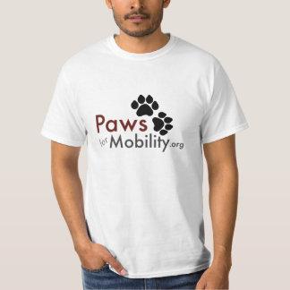 PawsforMobility.org Tee Shirts