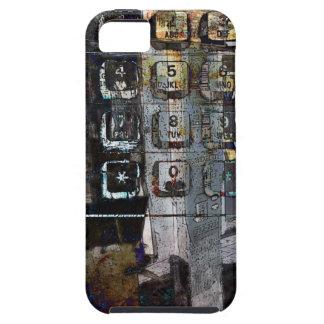 payphonen stämm collageiphone case iPhone 5 fodraler