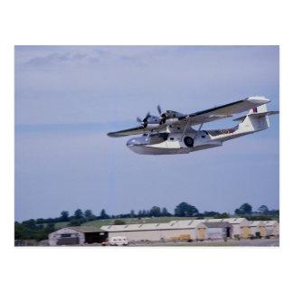 PBY 5A Catalina, reconnaissanceflyi för världskrig Vykort