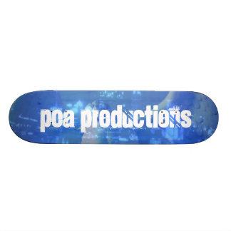 Pca-produktioner - stupad ängelSkateboard Old School Skateboard Bräda 21,6 Cm