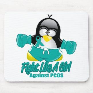 PCOS-stridighetpingvin Musmatta