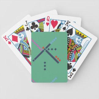 PDX-flygplatsen mattar Spelkort