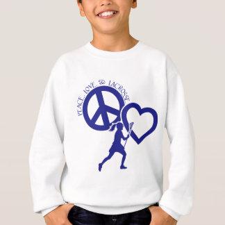 PEACE-LOVE-LACROSSE T SHIRTS