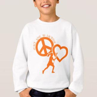 PEACE-LOVE-LACROSSE T-SHIRTS