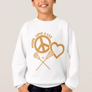 PEACE-LOVE-LAX T SHIRTS