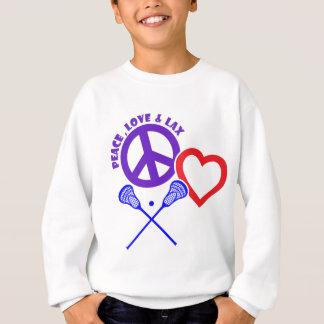 PEACE-LOVE-LAX TEE SHIRTS