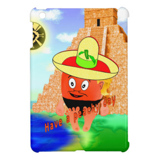 Peachy i Mexico iPad Mini Skal