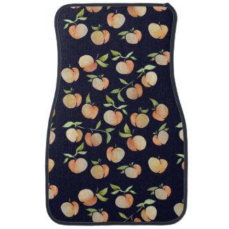 Peachy persikor bilmatta