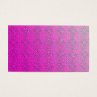 Pearly purpurfärgad tom visitkortmall visitkort