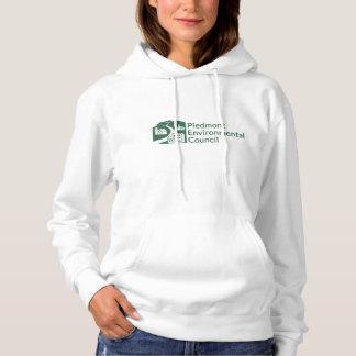 Pec-Hoodie - kvinnor - grön logotyp Tshirts
