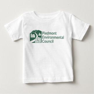 Pec-T-tröja - baby - grön logotyp Tshirts