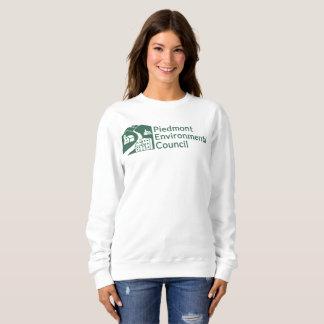 Pec-tröja - kvinnor - grön logotyp tee