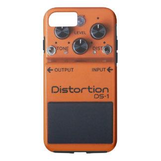 Pedal för distorsion för klassikersten orange